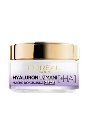 L'Oreal Paris Hyaluron Uzmanı Gündüz & Gece Kremi Hyaluron Set 1