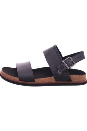 Timberland Erkek Siyah Amalfı Vıbes 2band Sandalet 3