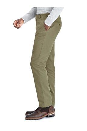 Banana Republic Aiden Slim Chino Pantolon (Saf Pamuklu) 4