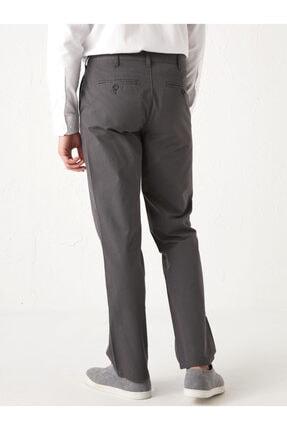 LC Waikiki Erkek Gri Chino Pantolon 3