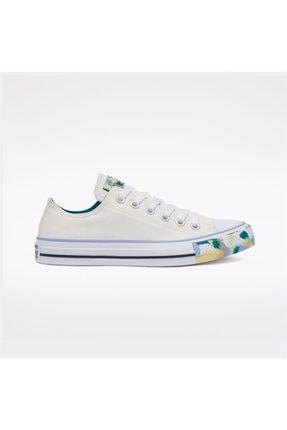 Converse Kadın Ekru Bağcıklı Sneaker 0