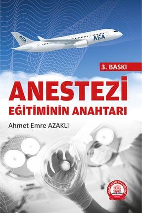 Ankara Nobel Tıp Kitapevleri Tıp Kitabevleri Anestezi Eğitiminin Anahtarı 0