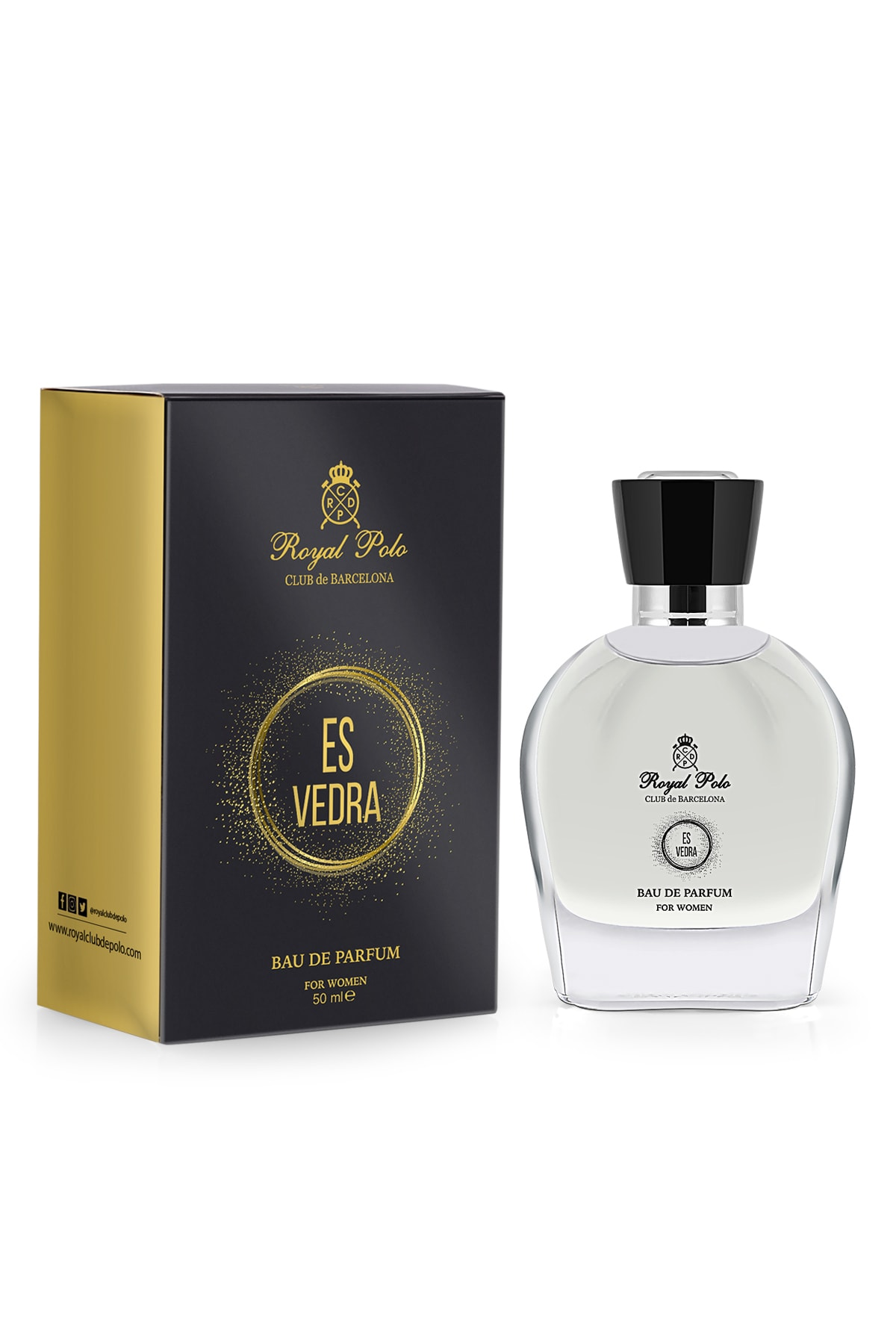 Royal Club De Polo Barcelona Es Vedra Kadın Parfüm  RPCN000202