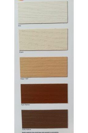 Filli Boya Panel Kapı Boyası Seti Su Bazlı Yarı Mat 2,5 L Hasır Kullanıma Hazır Rulo+band+fırça 1
