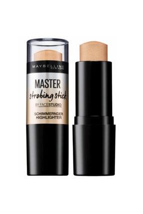 Maybelline New York Maybellıne Master Strobıng Stick 300/dark Gold 0