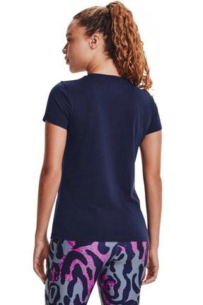 Under Armour Kadın Spor T-Shirt - Live Sportstyle Graphic SSC - 1356305-410 1