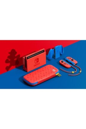 Nintendo Switch Mario Red & Blue Special Edition 1