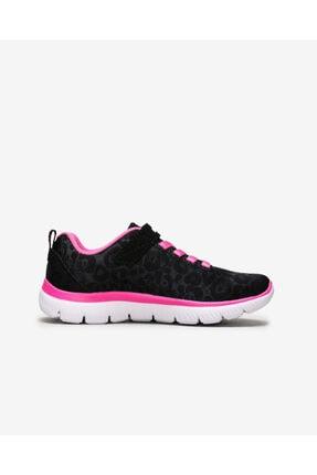 Skechers Büyük Kız Çocuk Siyah Spor Ayakkabı 1