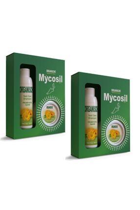 Organische Mycosil Tırnak Mantarı Seti 2 Kutu 0
