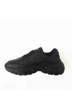US Polo Assn LOVELY Siyah Kadın Fashion Sneaker 100551393 1