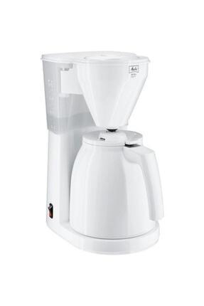 melitta Easy Therm (termoslu) Filtre Kahve Makinesi (beyaz) 0