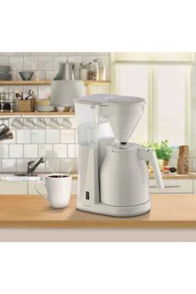 melitta Easy Therm (termoslu) Filtre Kahve Makinesi (beyaz) 1