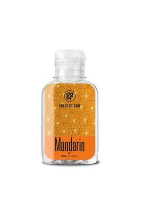 Door 5'i Bir Yerde Mandarin Lavander Lime Fresh Ice 100 ml X 5 Kolonya 4