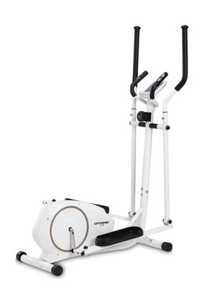 Dynamic E16 White Premium Manyetik Eliptik Bisiklet 0