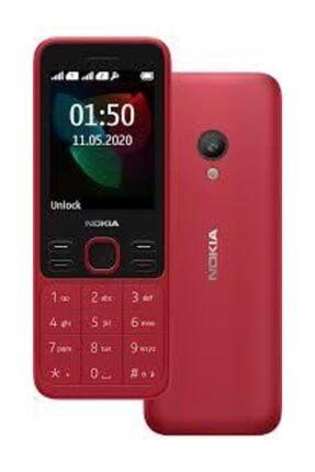 Nokia Kırmızı C6 / 515 Kameralı Hafıza Kartlı Cep Telefonu 0