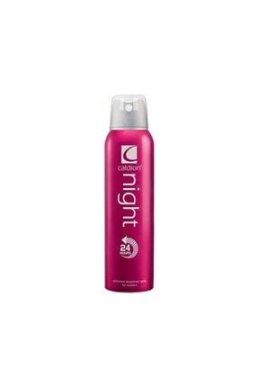 Caldion Night Deodorant Kadın 150ml 0