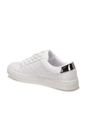 US Polo Assn Kadın Beyaz Casual Ayakkabı 2