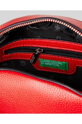 Benetton Benetton Logo Detaylı Çanta 0