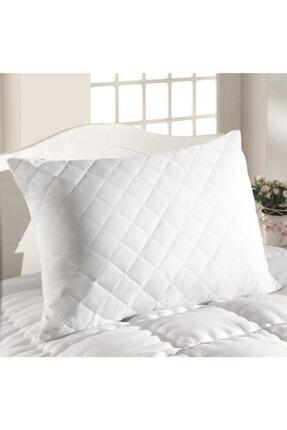 Fa Home Collection Beyaz Kapitone Silikon Yastık 50x70 1