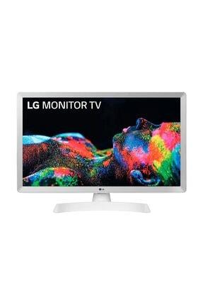 "LG 24TL510S-WZ 24"" 61 Ekran Uydu Alıcılı Smart LED Monitör TV 1"