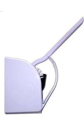 Flosoft Flora Klozet Fırçası F101 Beyaz 1