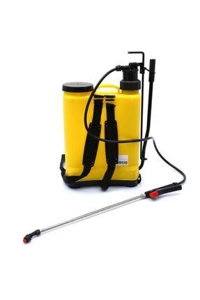 HB Garden Tools Hb Garden Basınçlı Mekanik Sırt Tipi Ilaçlama Ilaç Pompası Pulverizatör 16 Lt 1