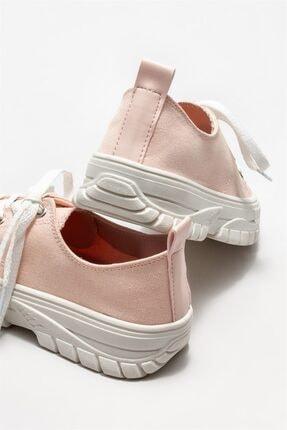 Elle Kadın Pembe Spor Ayakkabı 3