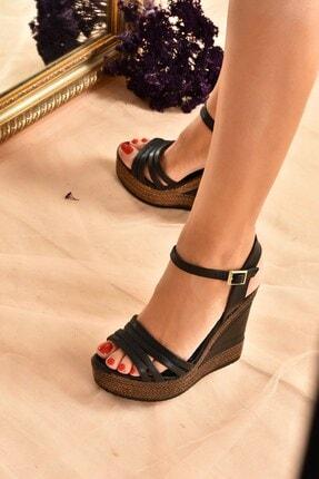 Dolgu Topuklu Ayakkabı K6740716