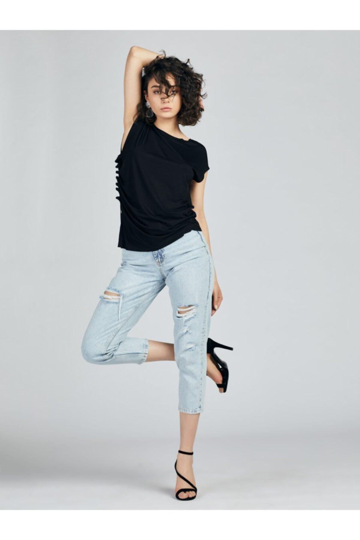 2026697 Kadın T-shırt Short Sleeve