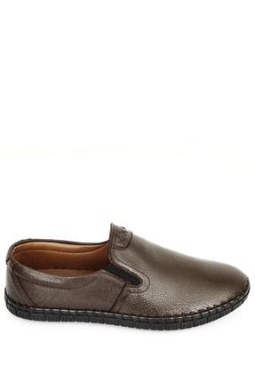 GÖNDERİ(R) Hakiki Deri Kahve Antik Erkek Günlük (Casual) Ayakkabı 01210 1