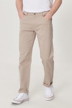 Wrangler Arizona Straight Fit Normal Bel 5 Cep Esnek Pantolon 2