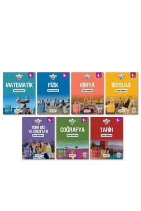 Okyanus Yayınları 9. Sınıf Iceberg Tüm Dersler Soru Bankası Full Set 7 Kitap 0