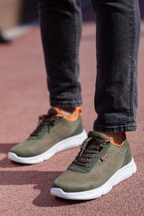 Muggo Unısex Haki  Sneaker 0
