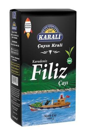 Karali Çay Karali Karadeniz Filiz Dökme Çay 1 kg 0