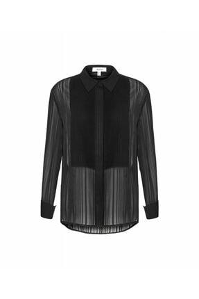 İpekyol Transparan Detaylı Gömlek 4