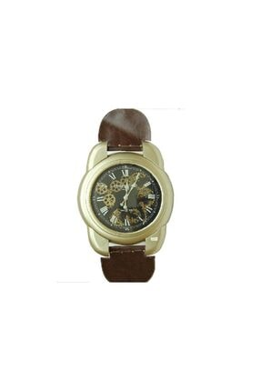 Saat Çarklı Kol Saati Duvar Saati Kol Saat Modeli Hediyelik Knm-C0111_241976