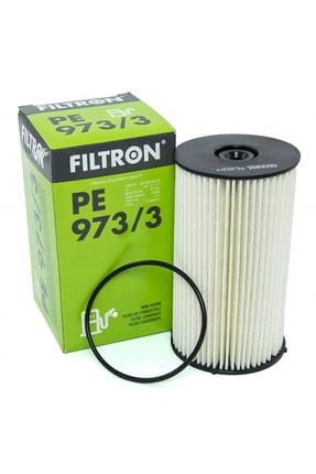 Jetta Caddy Superb Leon Yeti A3 Pe973/3 Yakıt Mazot Filtresi UPPE973-3FILTRON1