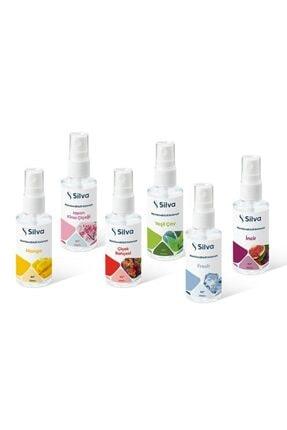 Silva Nemlendiricili-parfümlü Kolonya 50 ml-fresh 1