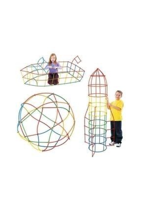 Bundera Süper Bambu Çubuklar Sihirbaz Çubuklar Oyuncak Beyin Geliştirici Eğitici 4d Xl 300 Parça 4