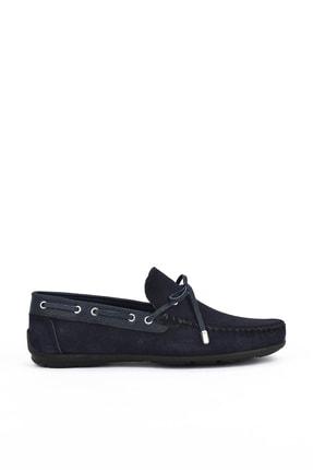تصویر از , Erkek Hakiki Deri Ayakkabı 111415 396061 Lacıvert