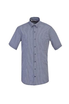 Kiğılı Regular Fit Kısa Kol Ekose Gömlek 0