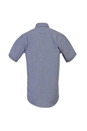 Kiğılı Regular Fit Kısa Kol Ekose Gömlek 1