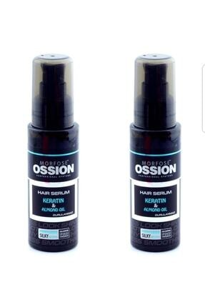 Ossion Morfose Keratinli Saç Bakım Serumu 75ml X 2 Adet 0
