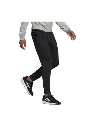 adidas Essentials Single Jersey Tapered Elastic Cuff Logo Erkek Eşofman Altı 1
