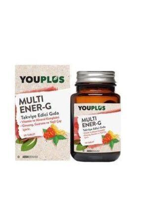 Youplus Multi Ener-g Vitamin 30 Tablet 0