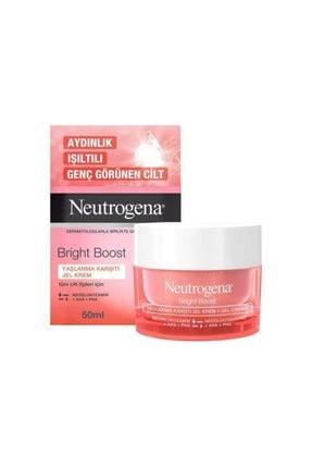 Neutrogena Bright Boost Yaşlanma Karşıtı Jel Krem 50 ml 1