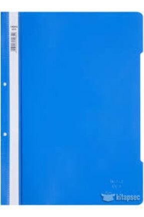 Noki Nokı Eco Telli Dosya 50 Li Paket Mavi 0