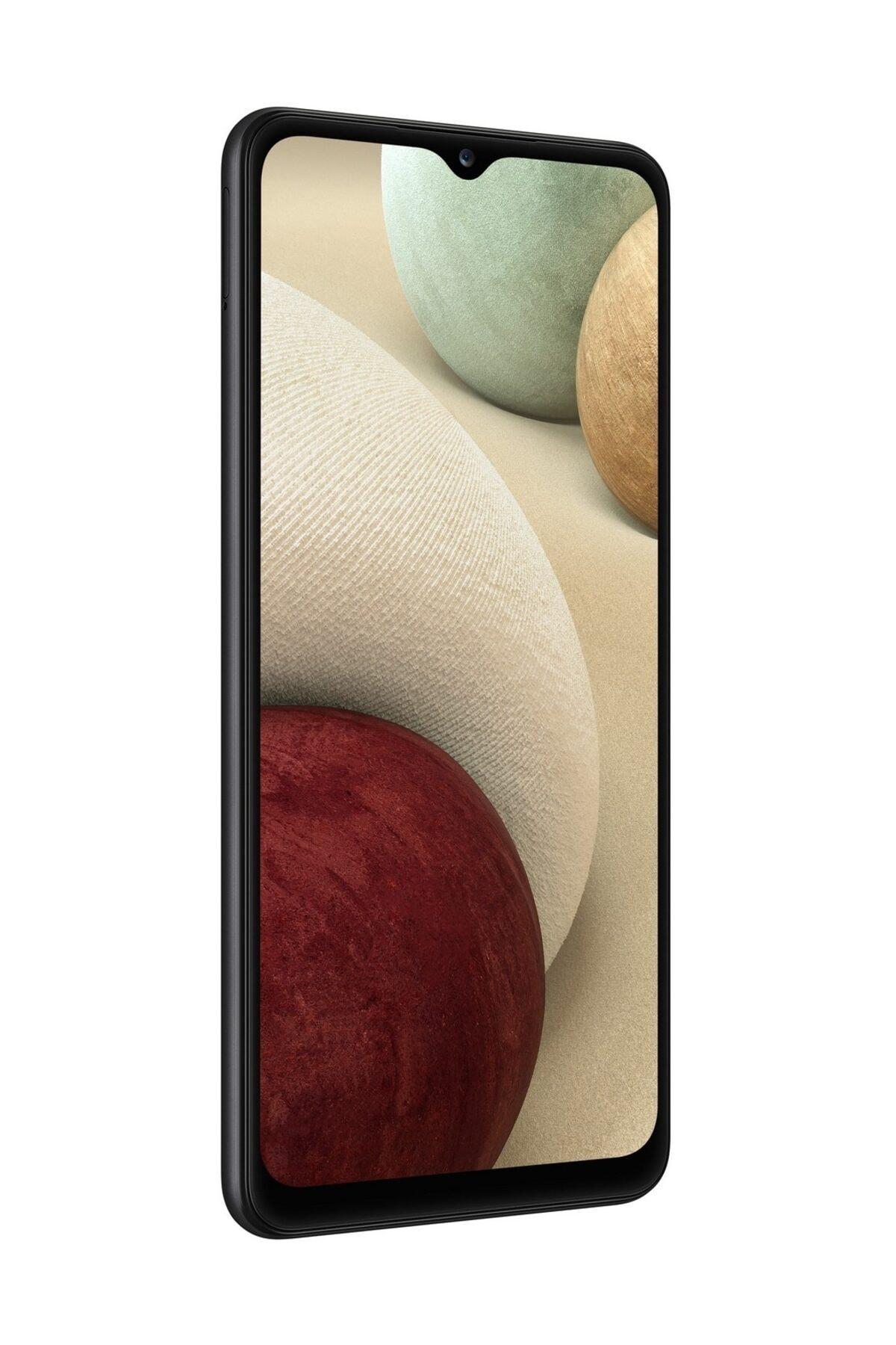 Galaxy A12 64GB Siyah Cep Telefonu (Samsung Türkiye Garantili)