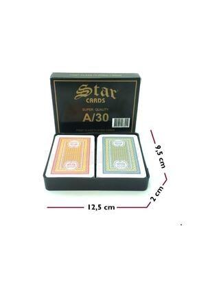 Star Oyun Star A-30 2'li Oyun Kağıdı 3