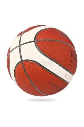 Molten B6g5000 Fıba Onaylı Deri No 6 Basketbol Maç Topu 1